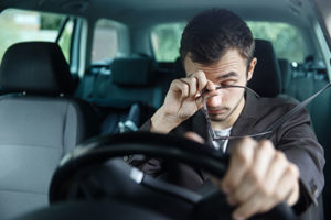 Drowsy Driving, Stay Awake to Arrive Safe